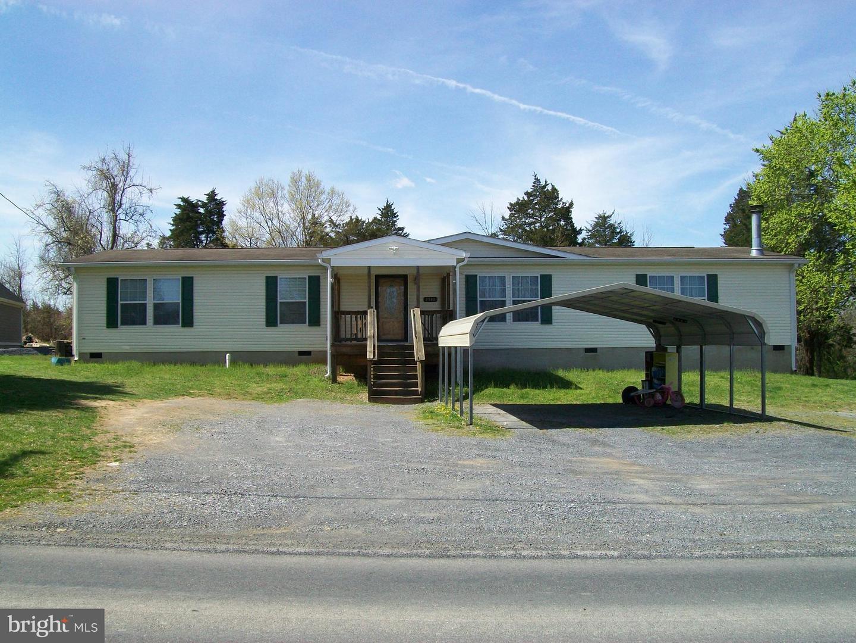 Single Family Homes للـ Sale في Toms Brook, Virginia 22660 United States