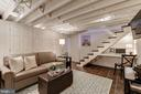 Fam Rm - Exposed Beams Provide SO Much Character! - 517 N WEST ST, ALEXANDRIA