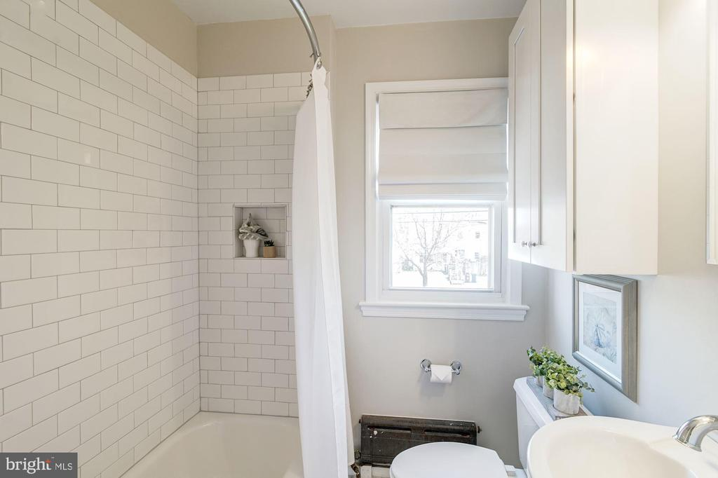 Master Bathroom Has Been GORGEOUSLY Renovated! - 517 N WEST ST, ALEXANDRIA