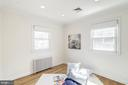 Bedroom #2 - Hardwood Floors & Recess Lighting! - 517 N WEST ST, ALEXANDRIA