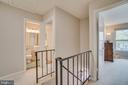 Roomy upper landing - 6072 DEER HILL CT, CENTREVILLE