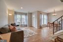 Open and airy! - 6072 DEER HILL CT, CENTREVILLE