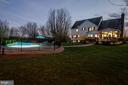 Enchanting at night time too - 14974 MERRITT FARM LN, LEESBURG