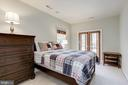 Bedroom 3 with juliet balcony - 20258 ISLAND VIEW CT, STERLING
