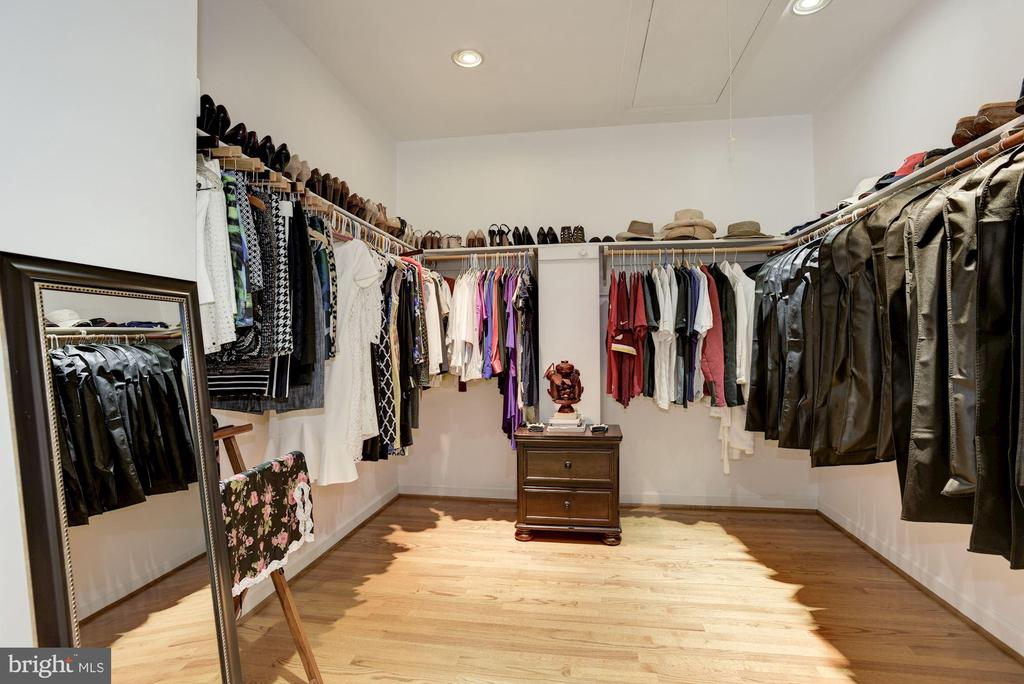 Dream closet.... - 20258 ISLAND VIEW CT, STERLING
