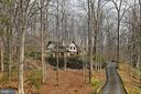 Custom built home on over 13 acres of privacy - 8345 CATHEDRAL FOREST DR, FAIRFAX STATION