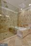 Master bath - 8345 CATHEDRAL FOREST DR, FAIRFAX STATION