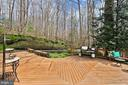 Perfect for peace and quiet or entertaining many! - 8345 CATHEDRAL FOREST DR, FAIRFAX STATION