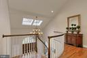 Upper level - 8345 CATHEDRAL FOREST DR, FAIRFAX STATION
