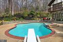 Wow what a perfect setting! - 8345 CATHEDRAL FOREST DR, FAIRFAX STATION