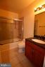 Updated spic 'n span guest bathroom - 10101 WINDSTREAM DR #6, COLUMBIA