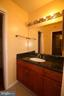 Separate private master vanity - 10101 WINDSTREAM DR #6, COLUMBIA