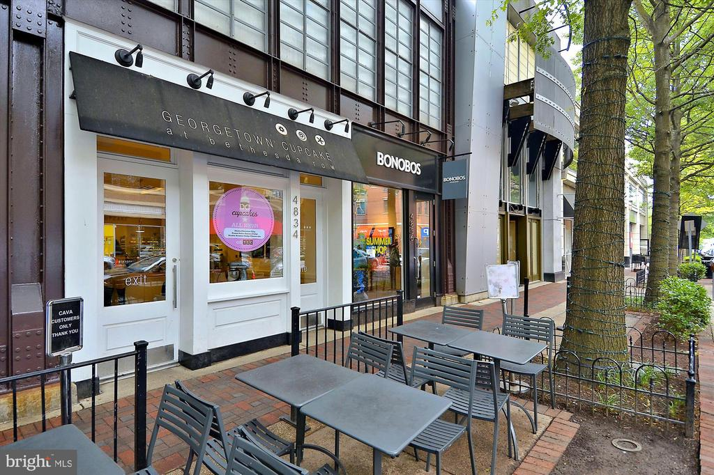 Enjoy close-by amenities - 4600 ELM ST #R-4, CHEVY CHASE