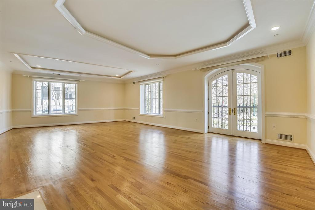 Dining room - 4600 ELM ST #R-4, CHEVY CHASE