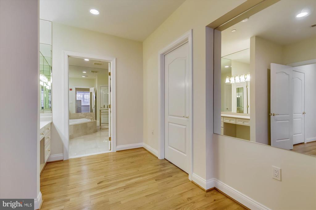 General view master bedroom - 4600 ELM ST #R-4, CHEVY CHASE