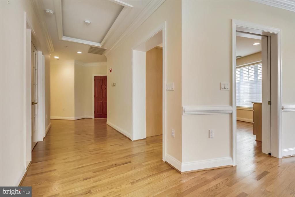 General interior view - 4600 ELM ST #R-4, CHEVY CHASE