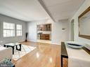 Open kitchen! - 2011 KEY BLVD #599, ARLINGTON