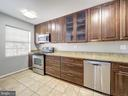 Granite countertops! - 2011 KEY BLVD #599, ARLINGTON
