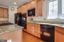Granite counters - 42771 CONQUEST CIR, BRAMBLETON