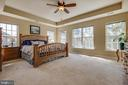 Master suite - 42771 CONQUEST CIR, BRAMBLETON