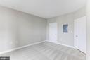 Spacious Bedroom with New Carpet - 42446 MAYFLOWER TER #301, BRAMBLETON