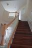 Staircase - 43212 GOLF VIEW DR, CHANTILLY