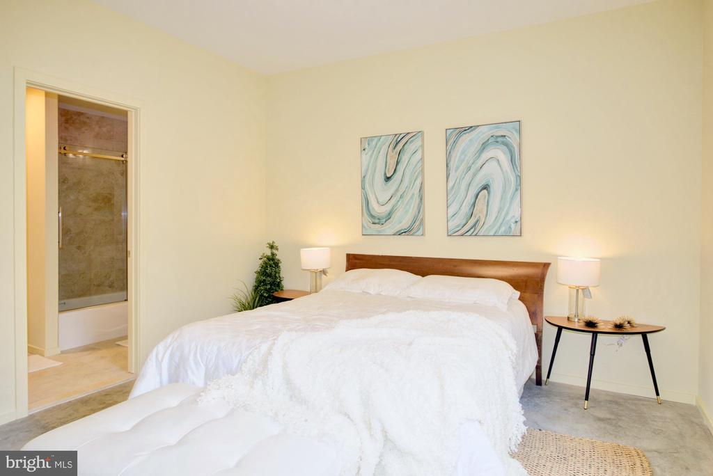 Dual master suites - Airbnb, roommates, in laws? - 525 MONTANA AVE NE #B, WASHINGTON