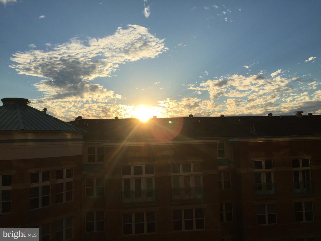 Watch the sunset from the comfort of home - 11990 MARKET ST #413, RESTON