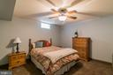 5th Lower level bedroom - 43130 MEADOW GROVE DR, ASHBURN