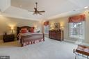 Master Bedroom - 43130 MEADOW GROVE DR, ASHBURN