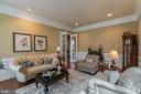 Formal Living room - 43130 MEADOW GROVE DR, ASHBURN