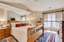 Master bedroom - 25292 RIPLEYS FIELD DR, CHANTILLY