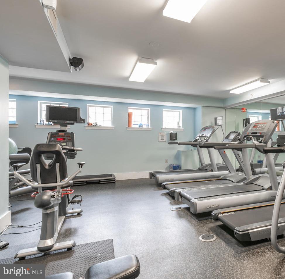 Fitness Center - 555 MASSACHUSETTS AVE NW #1201, WASHINGTON