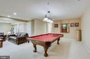 Plenty of space for fun and games - 25292 RIPLEYS FIELD DR, CHANTILLY