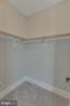 Walk-in Closet - 13649 LELAND RD, CENTREVILLE