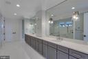 Master Bath - 13649 LELAND RD, CENTREVILLE