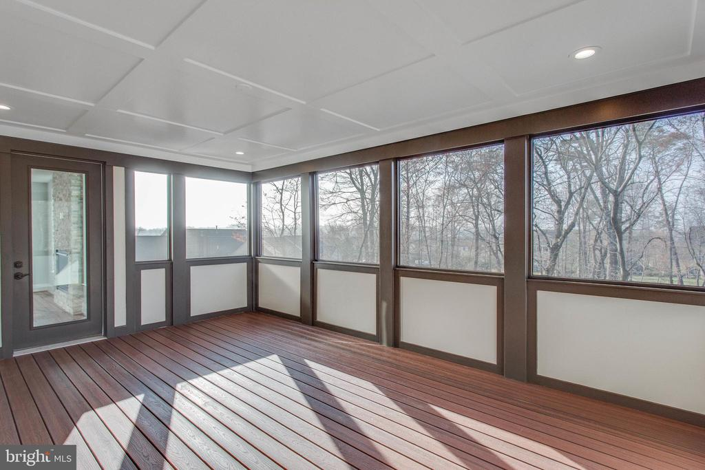 Master Suite Screened Porch - 13649 LELAND RD, CENTREVILLE
