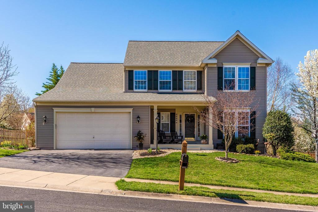 Welcome Home! - 9331 HILLSBOROUGH TER, FREDERICK