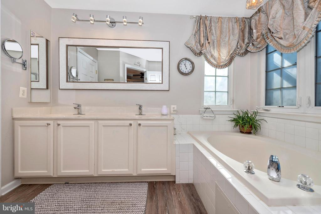 master bath - 9331 HILLSBOROUGH TER, FREDERICK