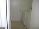 Laundry room/Mud room - 3296 TILTON VALLEY DR, FAIRFAX