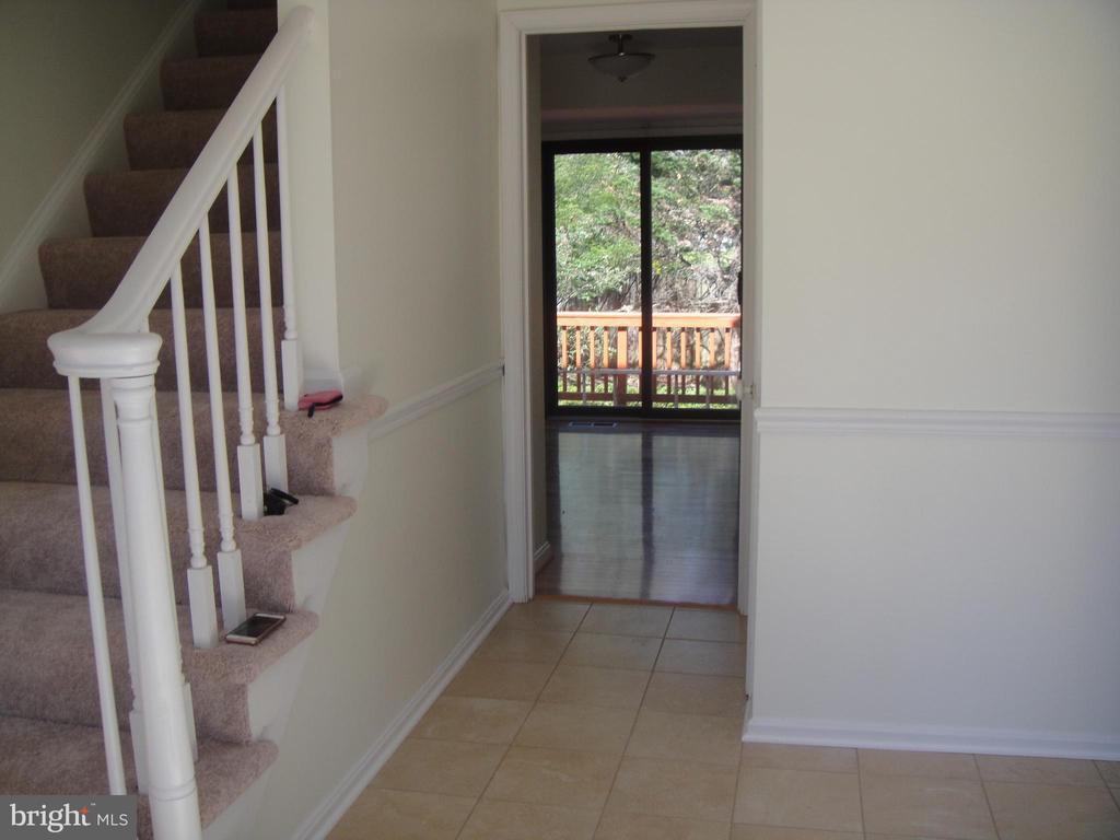 Foyer - 3296 TILTON VALLEY DR, FAIRFAX