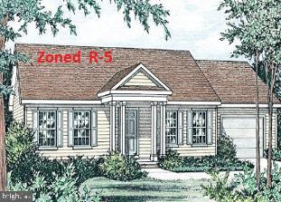 Photo likeness of current home on R-5 property! - 1206 LOCKSLEY LN, MOUNT AIRY