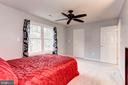 All bedrooms are roomy with good lighting - 8643 WOODWARD AVE, ALEXANDRIA