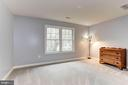 Bedroom #3.. so much space - 8643 WOODWARD AVE, ALEXANDRIA