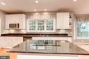 Counter and cooking space galore - 8643 WOODWARD AVE, ALEXANDRIA
