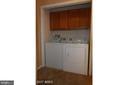 Laundry area - 1123 NE HUNTMASTER TER NE #102, LEESBURG