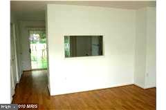Open floor plan with pass through window - 12243 GRANADA WAY, WOODBRIDGE