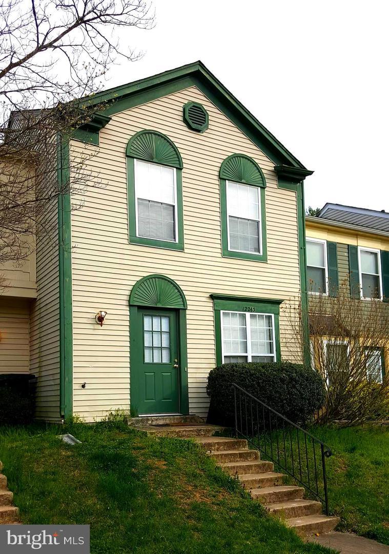Single Family for Sale at 12243 Granada Way Woodbridge, Virginia 22192 United States