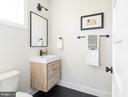En-suite bath - 5123 45TH ST NW, WASHINGTON