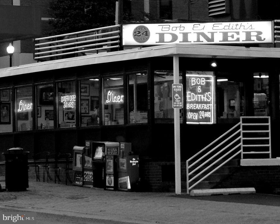 Diner on The Pike - 2415 9TH ST S, ARLINGTON
